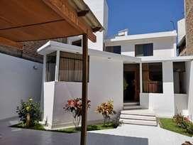 Hermosa casa en Los Geranios, Piura.