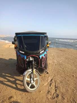 Venta de mototaxi wanxin 150