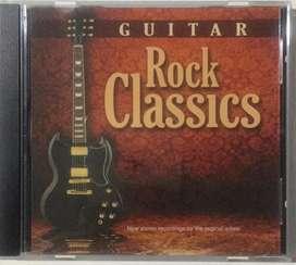 Guitar Rock Classics Cd