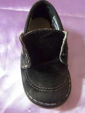 Lote Zapatos Náuticos Bebé + Zapatilla No Caminante A Solo