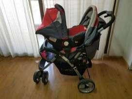 cochecito c/huevito  premiun baby
