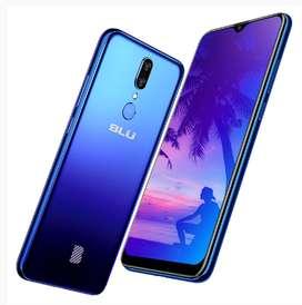 "Celular Blu G9 Pantalla 6,3""- 64 Gb  4 Gb De Ram – NUEVO"