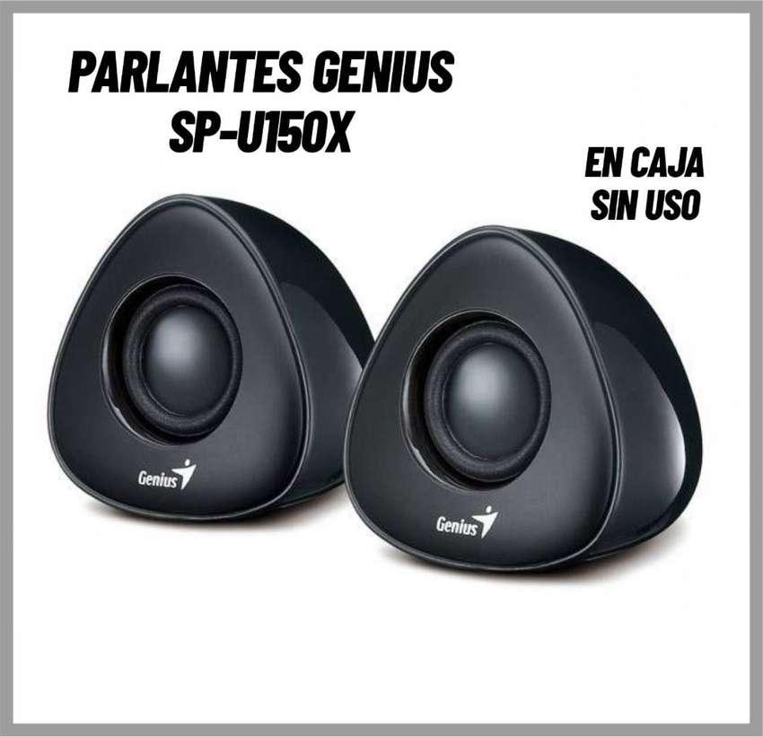 Parlantes Genius Sp-u150x USB