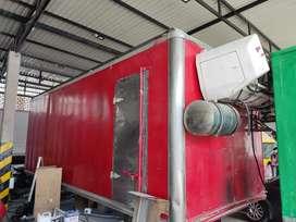 Vendo furgón refrigerado thermoking