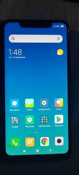 Se vende Xiaomi redmi note 6 pro