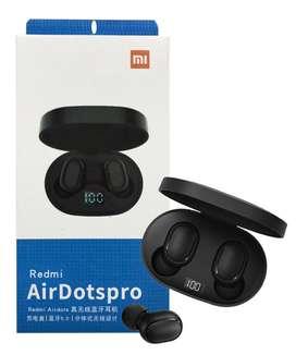 Audifonos Xiaomi Airdots Pro Bluetooth 5.0 Medidor Batería