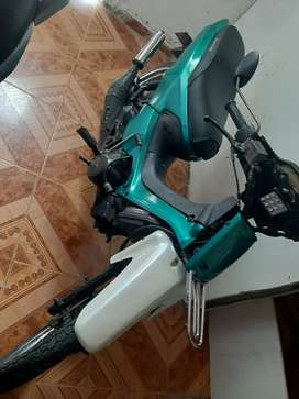 VENDO HERMOSA KAWASAKI MAGIC 1 (110) NO LE DUELE NADAAAA RECIEN PINRADA 1'600.000 negociablees