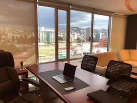 Oficina de venta en centro norte de Quito sector el Jardín Cod: V202
