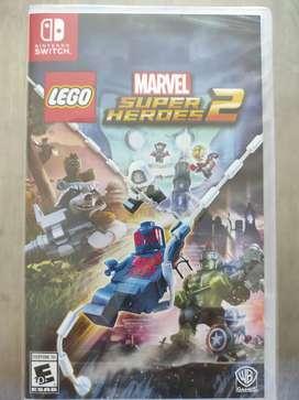 Videojuego LEGO Marcel Superheroes 2 Nintendo Switch