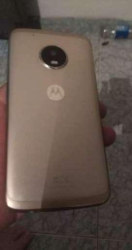 Motorola g5 plus solo es la pacha el táctil está bueno