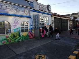 Vendo Casa/Colegio con licencia de funcionamiento definitiva Secrataria de Educación