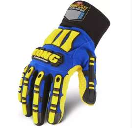 Ironclad Sdxw2-03-m Kong Guantes Impermeables Para Condic