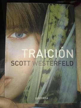 Traición - Scott Westerfeld