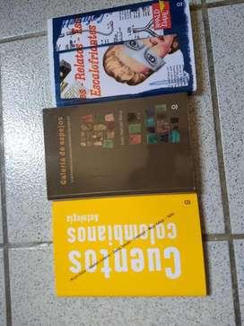 Vendo Libros -novelas Y Cuentos-