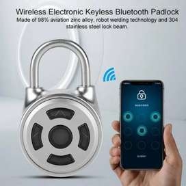 Mini Bluetooth padlock