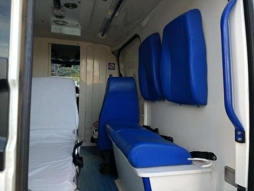 Ambulancias Mercedes Benz Sprinter 0