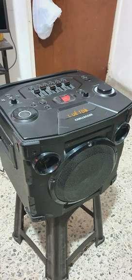 Equipo Challenger recargable Bluetooth