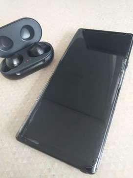 Galaxy Note 9 - Galaxy Buds