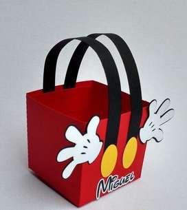 Sorpresitas Mickey Y Minnie Mouse