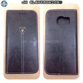 Funda Cuero Flick Cover Samsung Galaxy S7 Edge