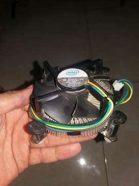Disipador Y Cooler para Procesador