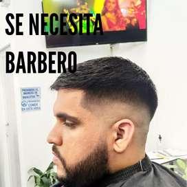 Se necesita Barbero