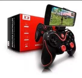 Control de bluetooth  (game pad)