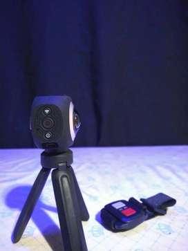 Camara 360° gandic poco uso!