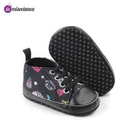 Zapatos para bebé- Negros