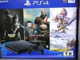 Consola PS4 Slim 1TB