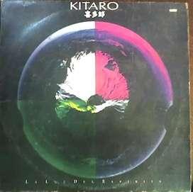 KITARO – MUSICA NEW AGE – VINILO AUDIOMAX
