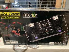 Mixer Musica Doble Imix 101
