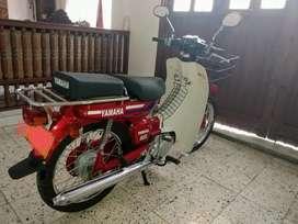 Se vende Yamaha V80.