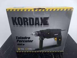 Taladro percutor Kordax