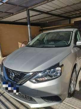 Nissan Sentra pure drive 2017