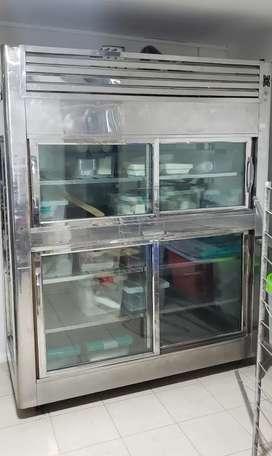 Refrigerador Industrial panoramico