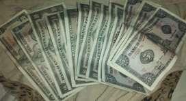 Gran oferta  de billetes antiguos  en sucres  10.5.20.est@n intactos @proveche esta gra ofert@