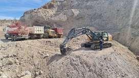 Vendo Excavadora John Deere 350 Gl c 2014