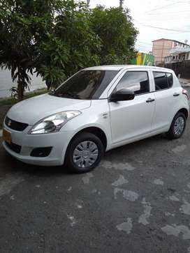 Suzuki Swift, modelo:2015, km 87000, hatchback