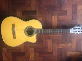 Guitarra electro-acústica