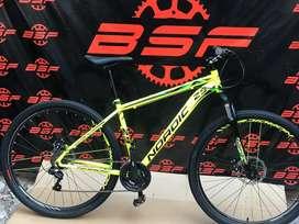 Bicicleta nordic 29 nuevas $16.000$