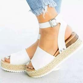 Vendo sandalias mujer talla 40