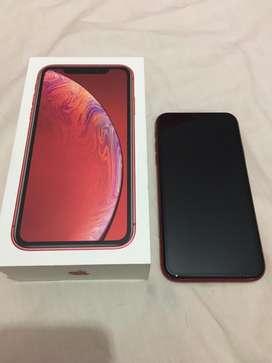 Iphone xr color rojo