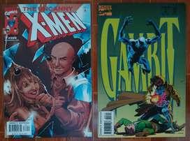 cómics revistas americanas