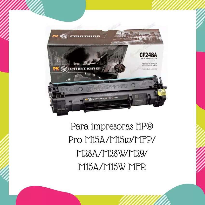 Cartucho de tóner para impresoras HP pro M15A/M15w/M28A/M28w