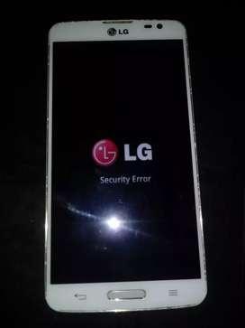 Vendo celular LG L90 como esta hay que flashearlo