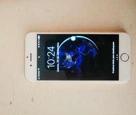 Iphone 6 excelente estado, menos de un año de uso
