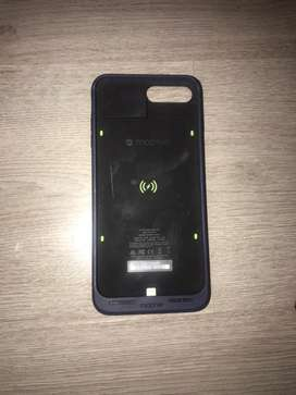 Carcasa cargador mophie iPhone 7/8 plus