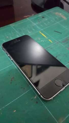 Iphone 5S sin lector
