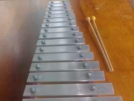 Xilófono artesanal